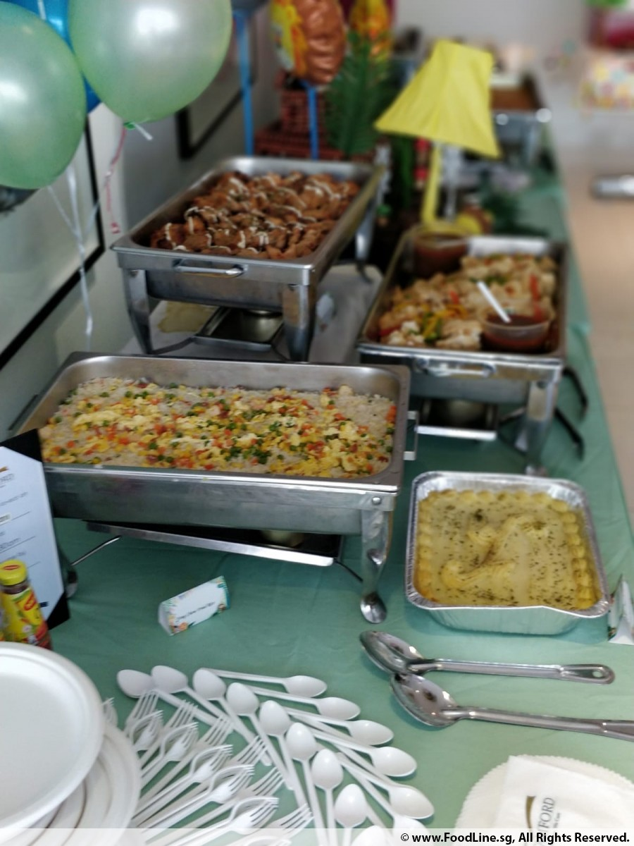Pleasant Stamford Catering Kids Party Buffet A 11 1 Courses 13 80 Interior Design Ideas Apansoteloinfo