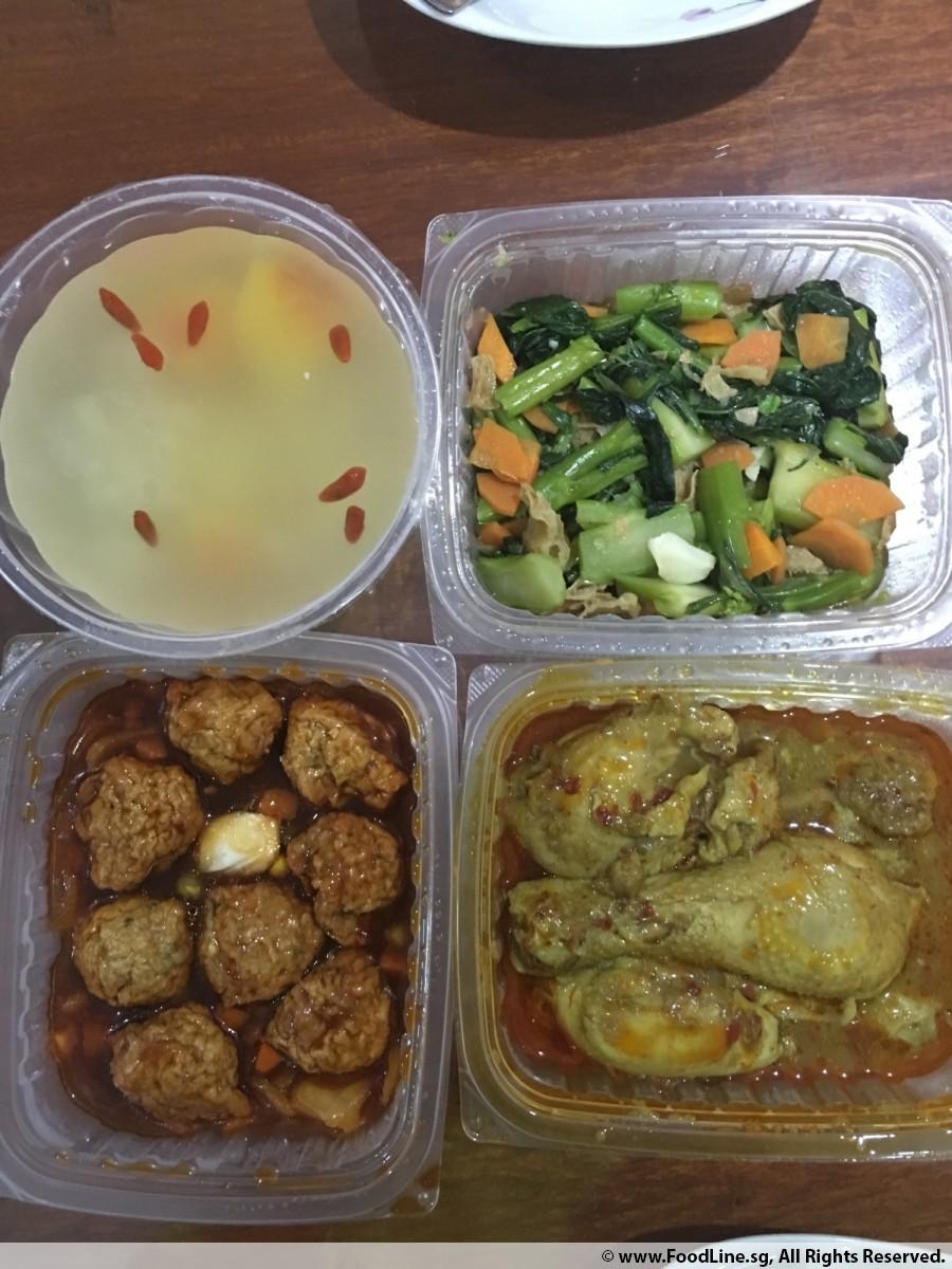 Kim S Catering Pte Ltd Kim S Catering Tingkat Meal 20